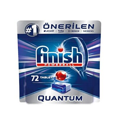 Resim Finish Quantum Tablet 72'li