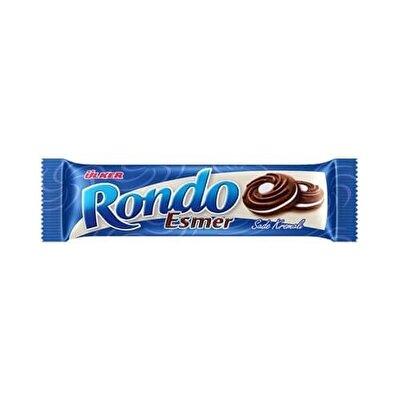 Resim Ülker Rondo Esmer Kremalı Bisküvi 24'lü 61 g