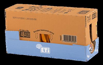 Resim Eti Crax Acılı Çubuk Kraker 20'li 50 g