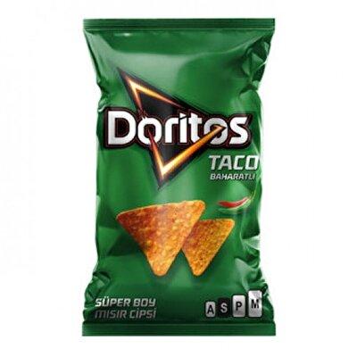 Resim Doritos Taco Süper Boy 114 g