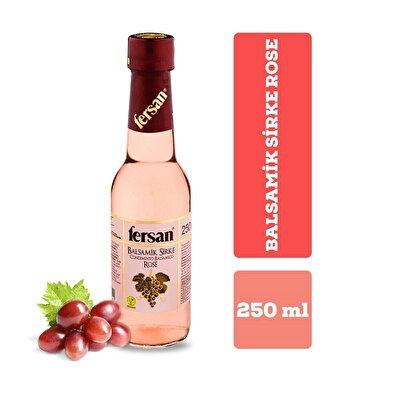 Resim Fersan Balsamik Sirke Rose Cam 250 ml