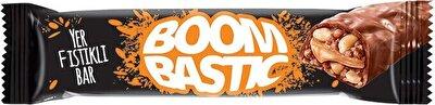 Resim Şölen Boom Bastıc Yer Fıstıklı Bar 12'li 45 g