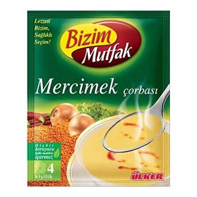 Resim Bizim Mutfak Mercimek Çorbası 72 g