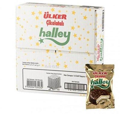 Resim Ülker Halley Çikolatalı 24'lü 30 g