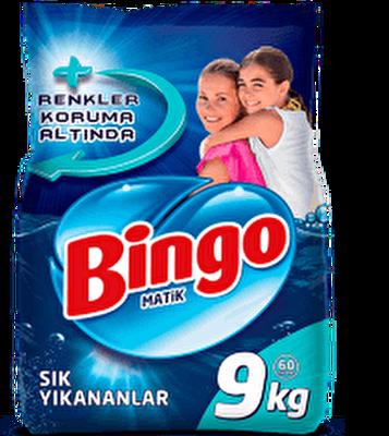 Resim Bingo Matik Soda Etkili 9 kg