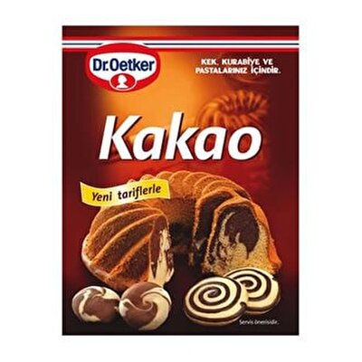 Resim Dr. Oetker Kakao 25 g