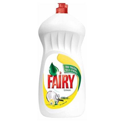 Resim Fairy Bulaşik Deterjani Limon 1,35 l