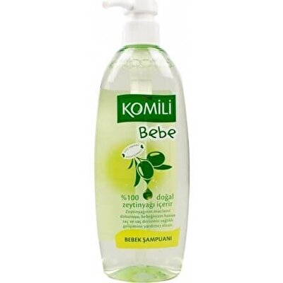 Resim Komili Normal Bebek Şampuanı 750 ml