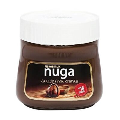 Resim Nuga Kakaolu Fındık  Kreması 350 g