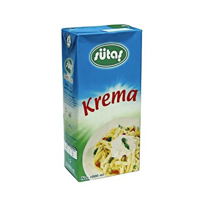 Resim Sütaş Krema 1 l