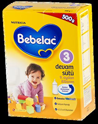 Resim Bebelac (3) Devam Sütü 500 g