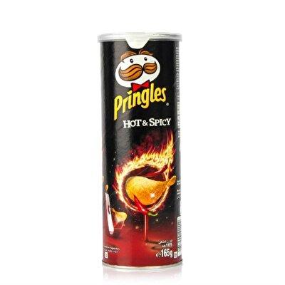 Resim Pringles Hot & Spicy 165 g