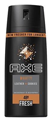 Resim Axe Deo Sprey Leather Cookies 150 ml
