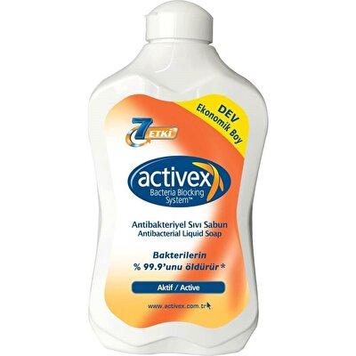 Resim Activex Antibakteriyel Sıvı Sabun Aktif 1,8 l