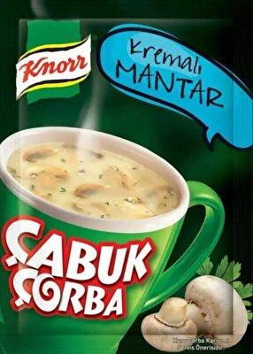 Resim Knorr Çabuk Çorba Kremalı Mantar 19 g