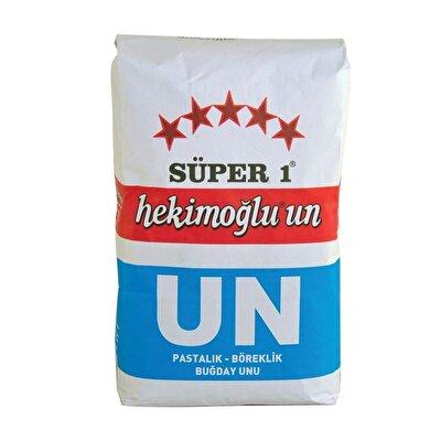 Resim Hekimoğlu Un Süper (1) 2 kg