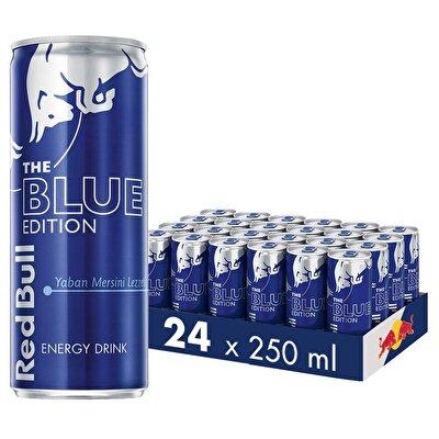 Resim Red Bull Enerji İçeceği Yaban Mersini 24'lü 250 ml