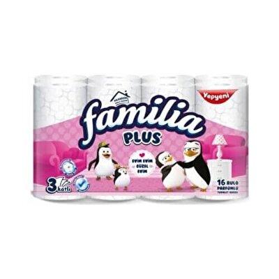 Resim Familia Tuvalet Kağıdı Kış Serisi 16'lı