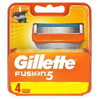 Resim Gillette Fusion Bıçak 4'lü