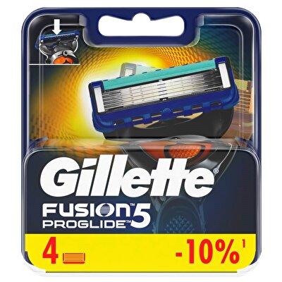 Resim Gillette Fusion Proglide Bıçak 4'lü