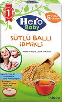 Resim Ülker Hero Baby Sütlü Ballı İrmikli 200 g