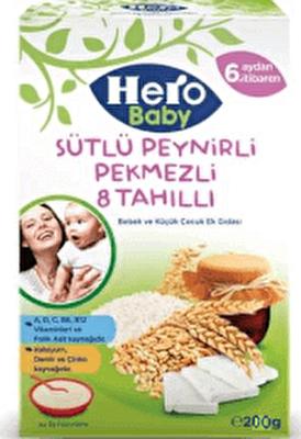 Resim Ülker Hero Baby Sütlü Peynirli Pekmezli 200 g