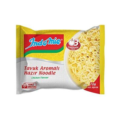 Resim Indomie Tavuk Aromalı Paket 70 g