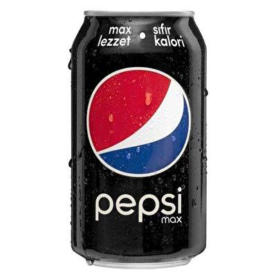 Resim Pepsi Cola Max Kutu 12'li 330 ml