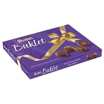 Resim Ülker Buklet Dolgulu İkramlık Çikolata 200 g