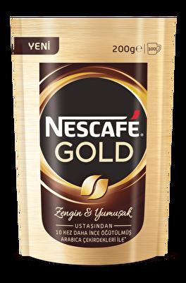 Resim Nescafe Gold 200 g