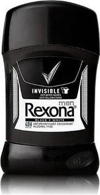 Resim Rexona Stick B&W Ven Cee+Usce Etk. 50 ml