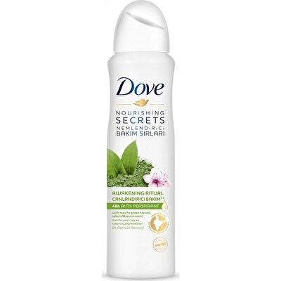 Resim Dove Deo Sprey Dogma Matcha 150 ml