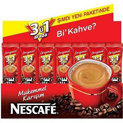 Resim Nescafe 3Ü1 Arada 96*17,5 g