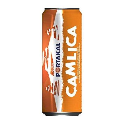 Resim Çamlıca Portakal Kutu 12'li 330 ml
