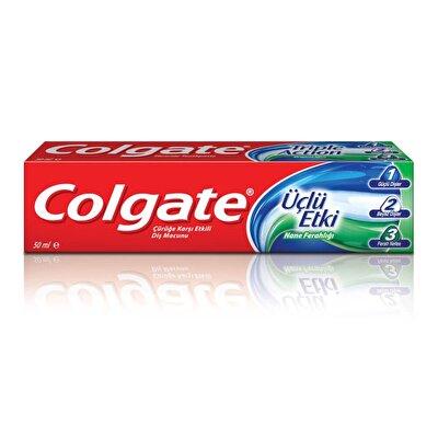 Resim Colgate Diş Macunu Üçlü Etki 50 ml
