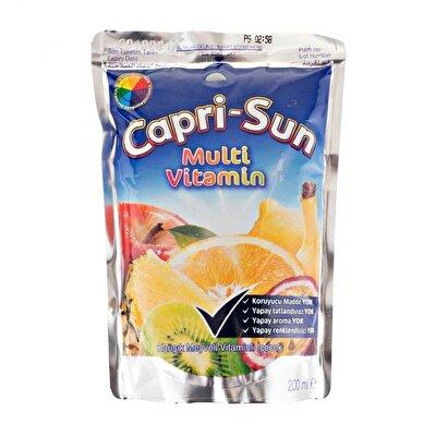 Resim Capri-Sun Multivitamin 20'li 200 ml