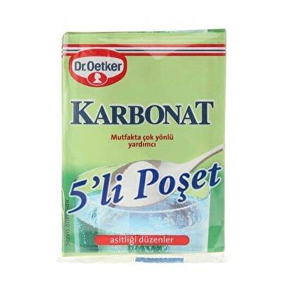 Resim Dr. Oetker Karbonat 5*5 g