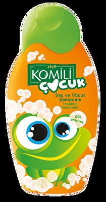 Resim Komili Çocuk Sampuanı Tropikal Meyveler 300 ml