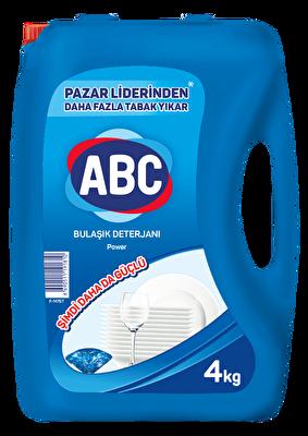 Resim Abc Bulaşık Deterjanı 4 kg