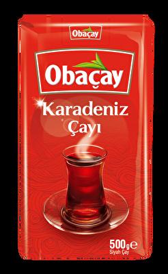 Resim Obaçay Karadeniz Çayı 500 g