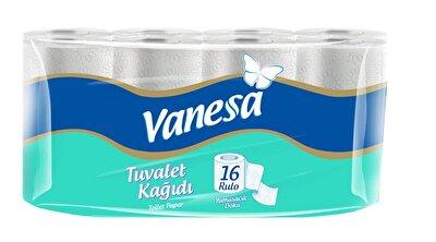 Resim Vanesa Tuvalet Kağıdı 16'lı