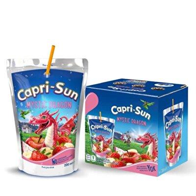 Resim Capri-sun Mystic Dragon 20'li 200 ml