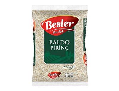 Resim Besler Mutfak Baldo Pirinç 2,5 kg