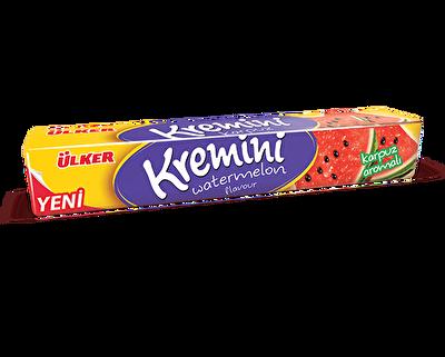 Resim Kremini Mini Toffe Karpuz 50'li 7 g