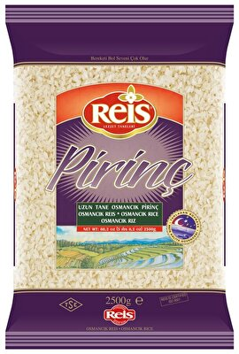 Resim Reis Osmancık Pirinç 2,5 kg