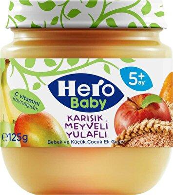 Resim Ülker Hero Baby Meyveli Tahıllı 125 g