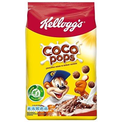 Resim Ülker Kellogs Coco Pops Çikolatalı Mısır Gevreği 450 g