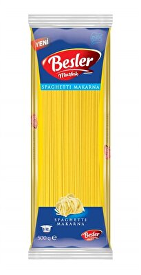 Resim Besler Mutfak Makarna Spaghetti 500 g