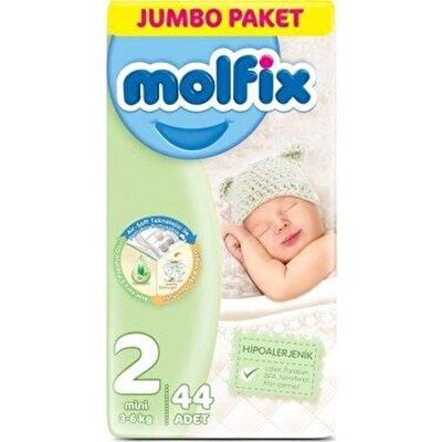 Resim Molfix Yeni Jumbo Mini (2) 44'lü