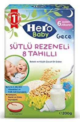 Resim Hero Baby Sütlü Rezeneli 200 g